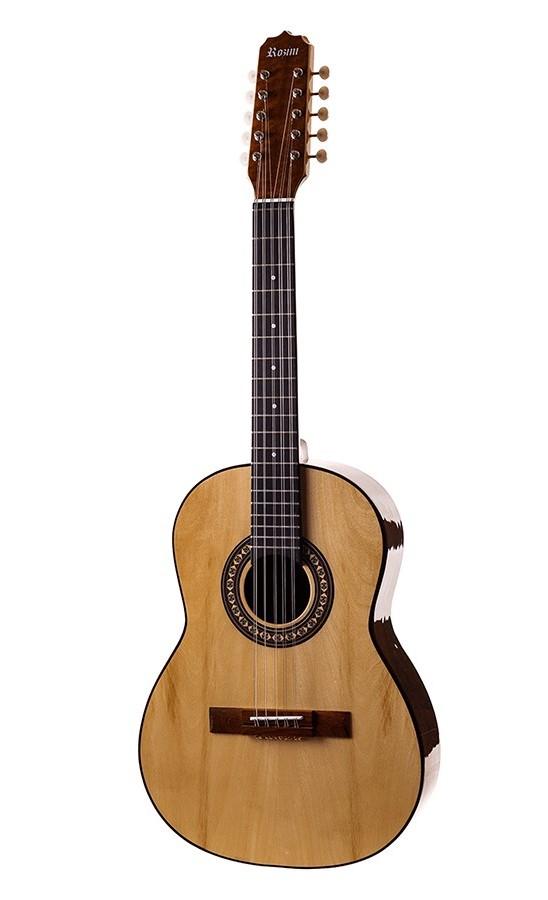 Viola Caipira Clássica Acústica Rozini RV155 ACN Natural