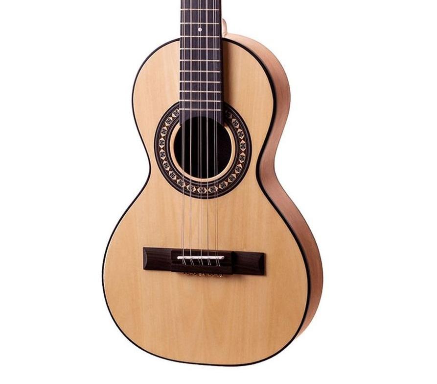 Viola Caipira Ponteio Acústica Rozini RV151 ACNF Natural Satin