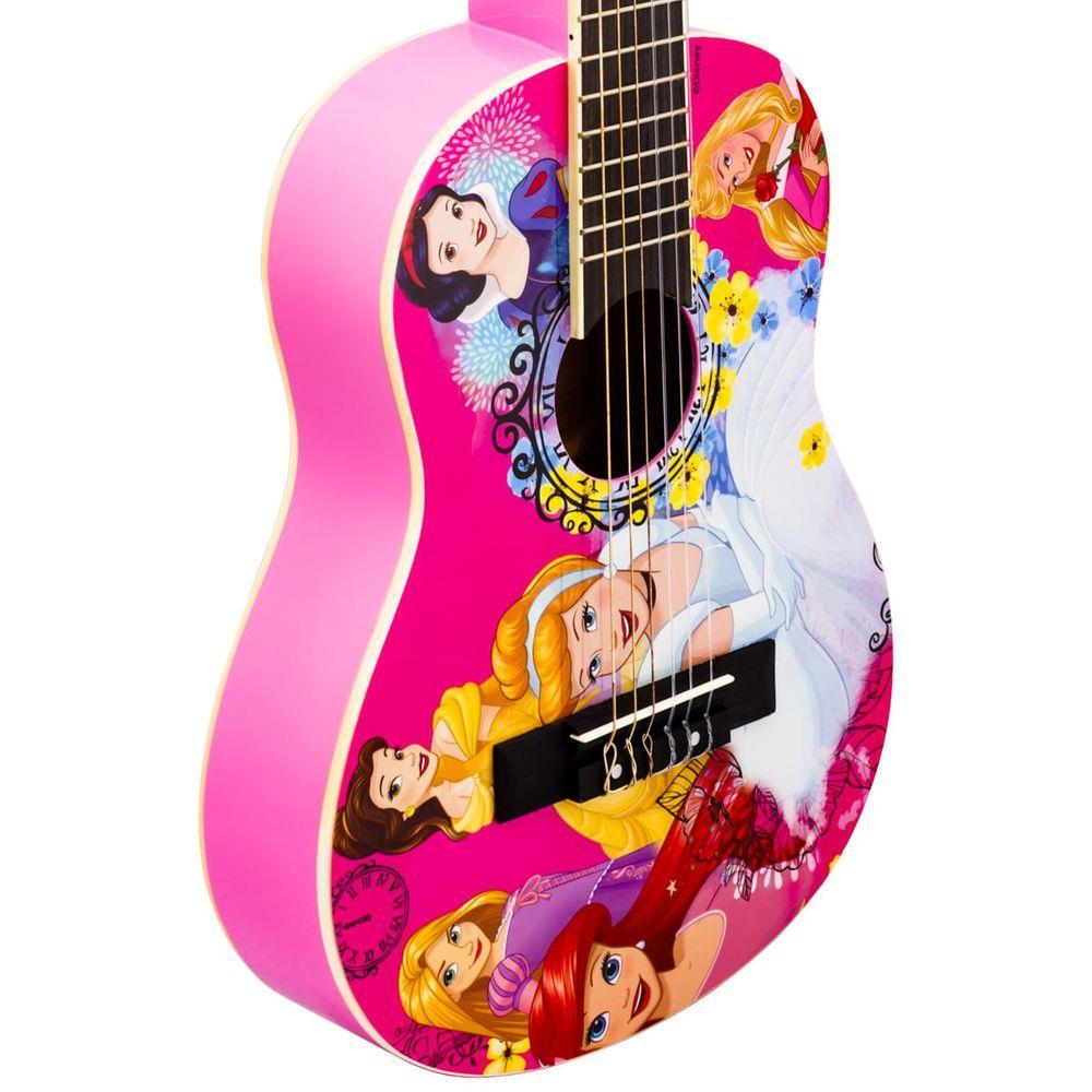Violão Acústico Infantil PHX Princesas Disney Celebration VIP-5