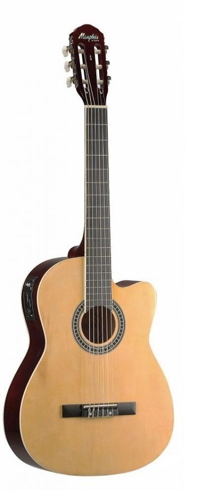 Violão Elétrico Tagima Memphis AC-60 Natural Satin