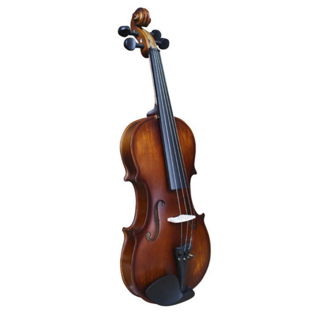 Violino Jahnke Popular 4/4 Natural Fosco Envelhecido