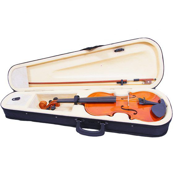Violino Jahnke Popular Alto Brilho 4/4 - Natural