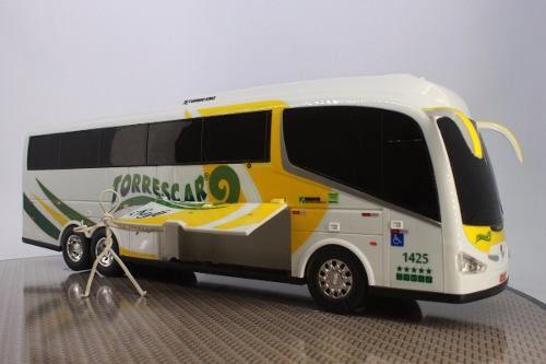Ônibus Em Miniatura De Brinquedo Torrescar