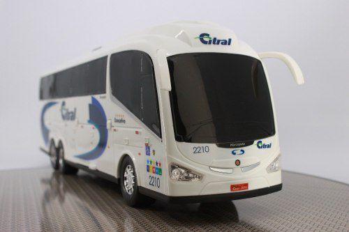 Ônibus Em Miniatura De Brinquedo Citral