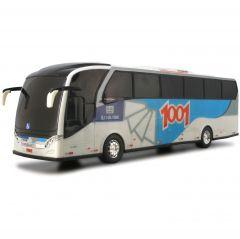 Ônibus Em Miniatura De Brinquedo Auto Viação 1001