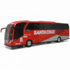 Ônibus Em Miniatura De Brinquedo Auto Viação Santa Cruz