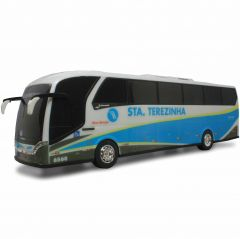 Ônibus Em Miniatura De Brinquedo Santa Terezinha