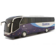 Ônibus Em Miniatura De Brinquedo Transcal