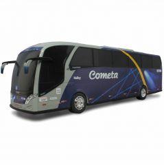 Ônibus Em Miniatura De Brinquedo Viação Cometa
