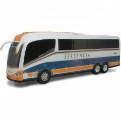 Ônibus Em Miniatura De Brinquedo Viação Sertaneja
