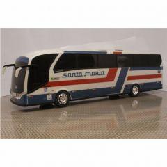 Ônibus Em Miniatura Santa Maria Antigo