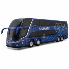 Ônibus Miniatura Viação Cometa GTV DD