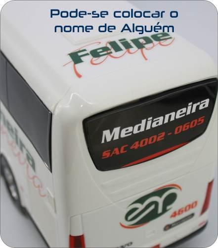 Ônibus Em Miniatura De Brinquedo Medianeira
