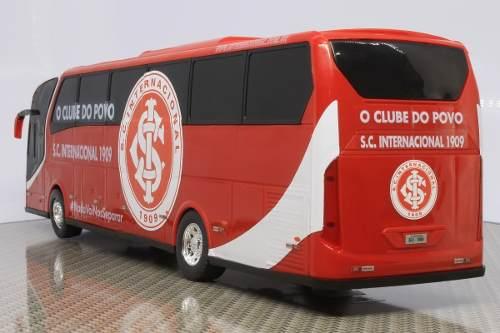 Ônibus Em Miniatura De Brinquedo Internacional Oficial