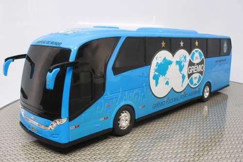 Ônibus Em Miniatura De Brinquedo Grêmio Oficial