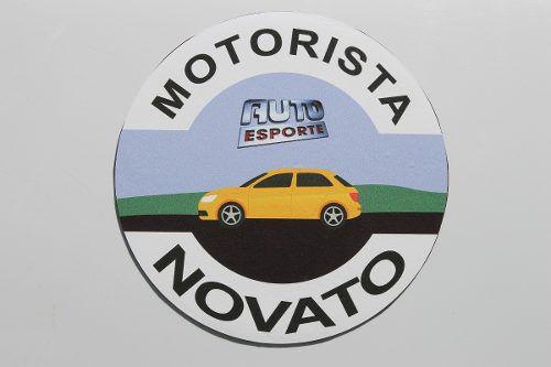 Manta Magnética Imã Motorista Novato Auto Esporte
