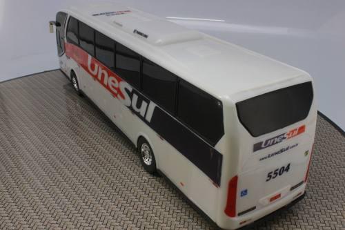 Ônibus Em Miniatura De Brinquedo Unesul