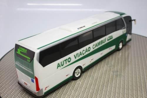 Ônibus Em Miniatura De Brinquedo Auto Viação Cambuí