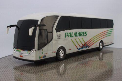 Ônibus Miniatura Expresso Palmares