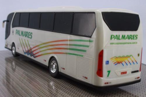 Ônibus Em Miniatura De Brinquedo Expresso Palmares