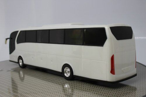Ônibus Em Miniatura De Brinquedo Iveco