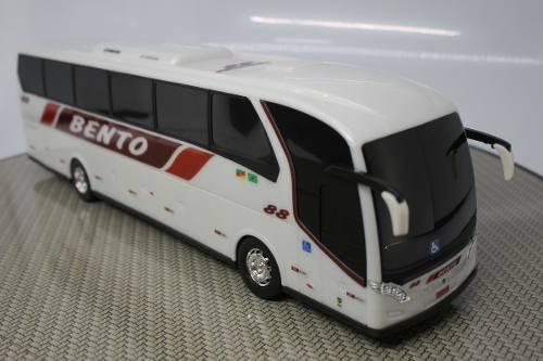 Ônibus Em Miniatura De Brinquedo Bento Transportes
