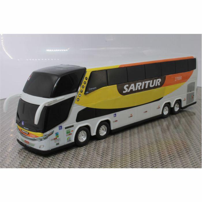 Miniatura De Ônibus Saritur 1800 Dd G7