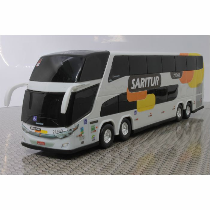 Ônibus Miniatura Saritur DD