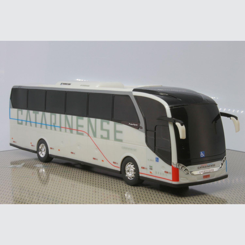 Ônibus Em Miniatura De Brinquedo Auto Viação Catarinense