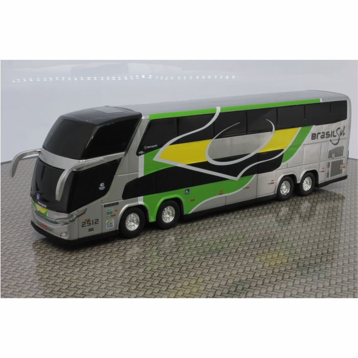 Ônibus Miniatura Brasil Sul DD