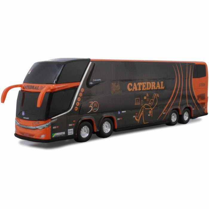 Ônibus Miniatura Brinquedo Catedral Turismo DD