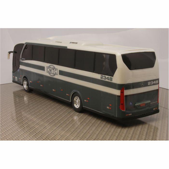 Ônibus Em Miniatura De Brinquedo Cmtc Antigo