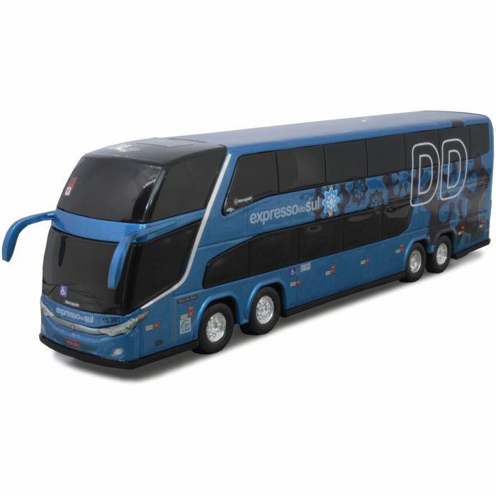 Ônibus Em Miniatura De Brinquedo Expresso Do Sul 1800 Dd G7