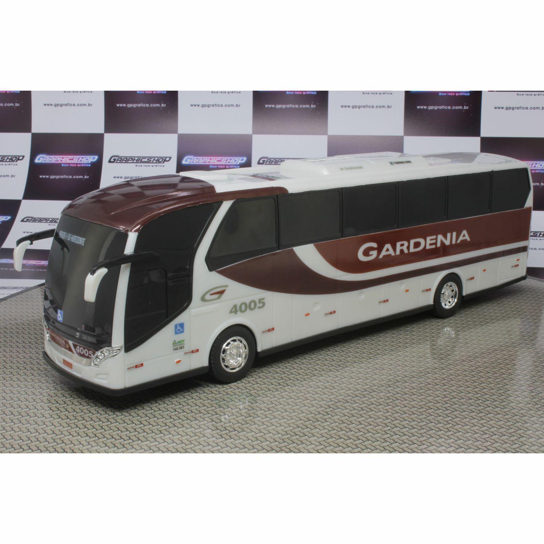 Ônibus Em Miniatura De Brinquedo Expresso Gardênia