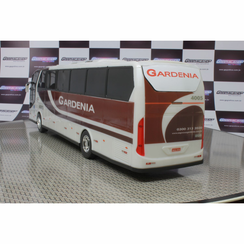 Ônibus Miniatura Expresso Gardênia