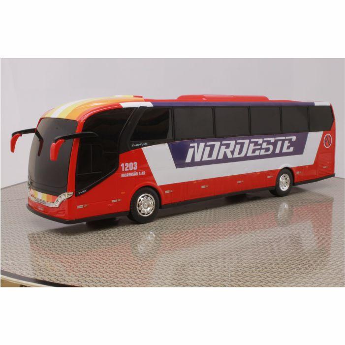 Ônibus Em Miniatura De Brinquedo Expresso Nordeste Antigo