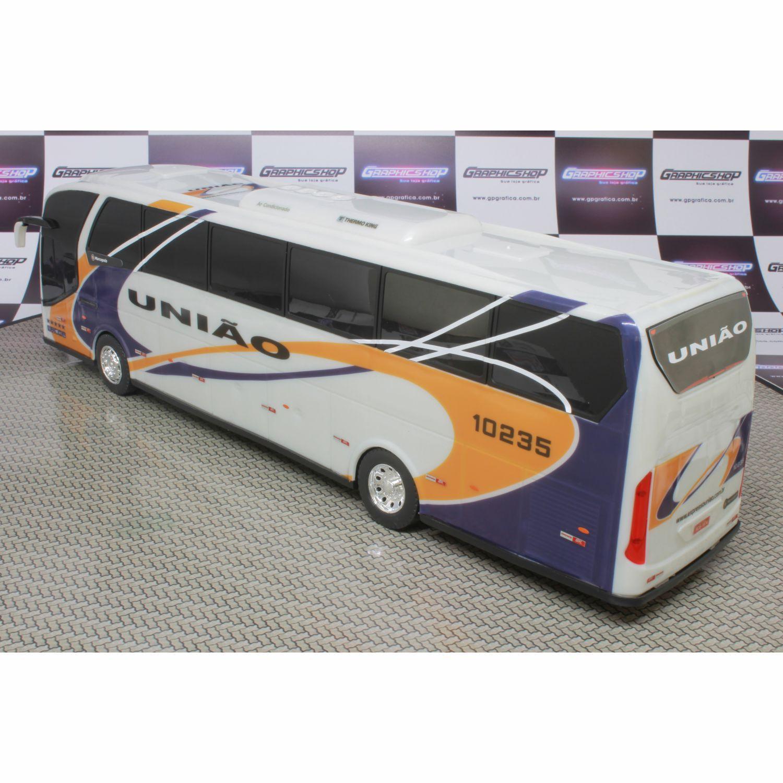 Ônibus Em Miniatura De Brinquedo Expresso União