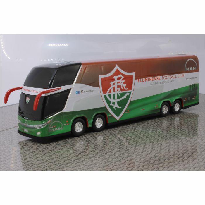 Ônibus Miniatura Fluminense Football Club