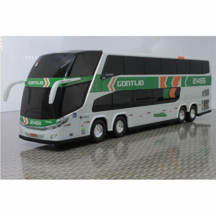 Ônibus Em Miniatura De Brinquedo Gontijo 1800 DD G7