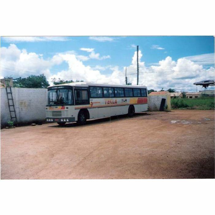 Ônibus Em Miniatura de Brinquedo Helinaldo Tur Personalizado