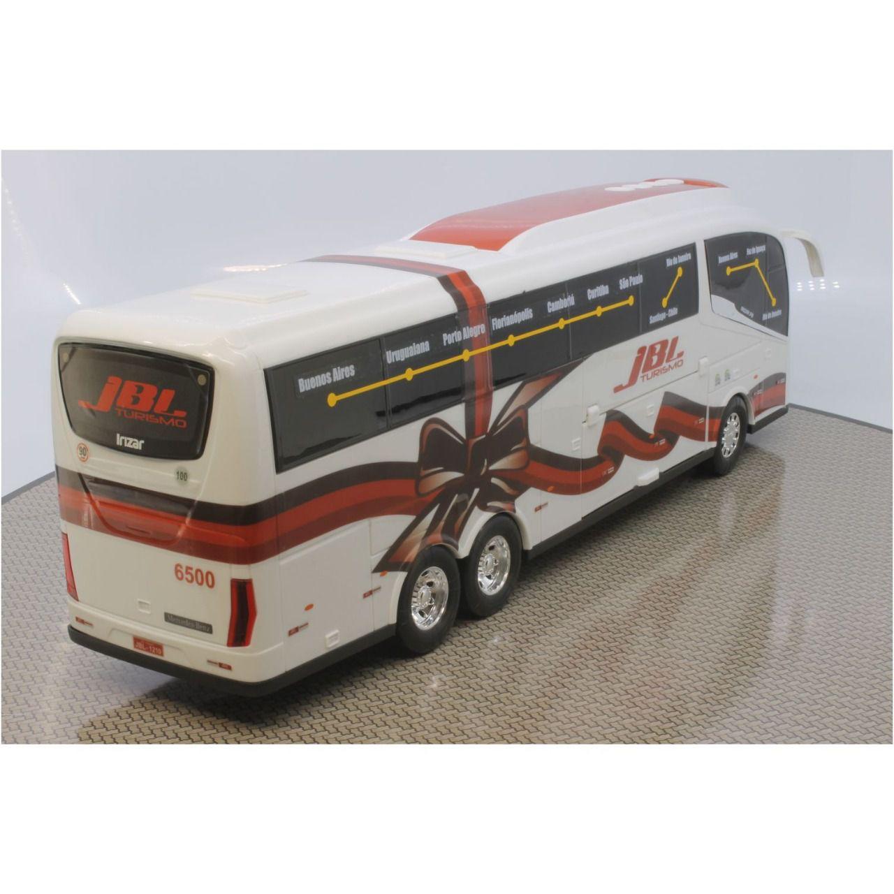 Ônibus Em Miniatura De Brinquedo JBL Turismo