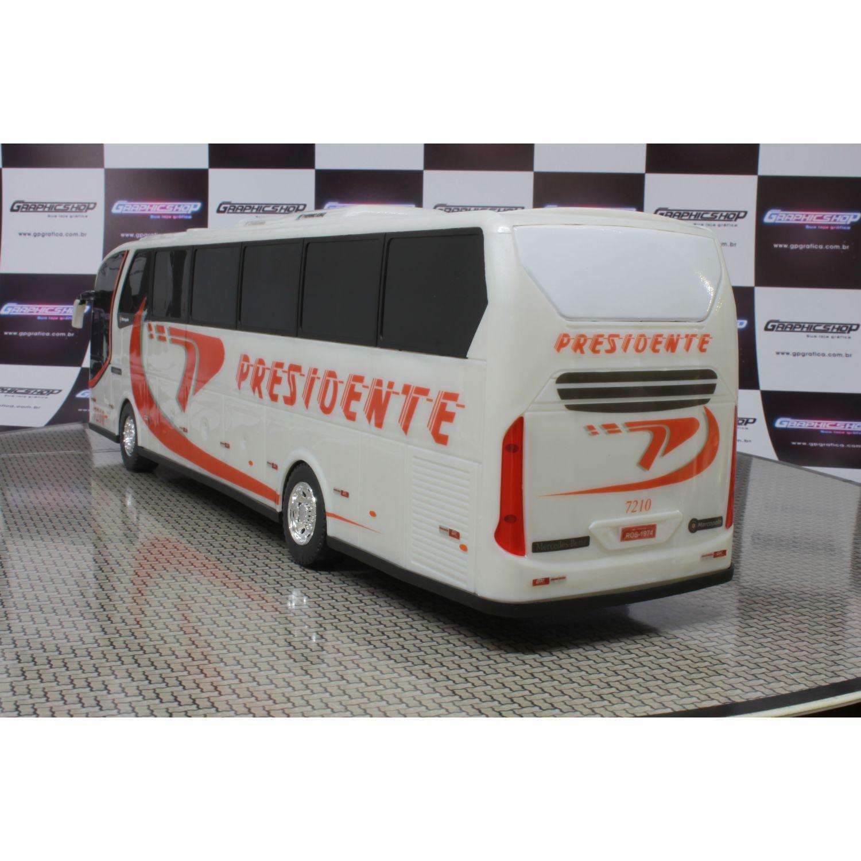 Ônibus Em Miniatura De Brinquedo Presidente