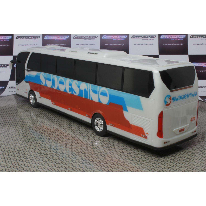 Ônibus Miniatura Rápido Sudoestino Cisne
