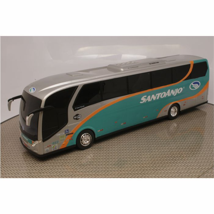 Ônibus Em Miniatura De Brinquedo Santo Anjo