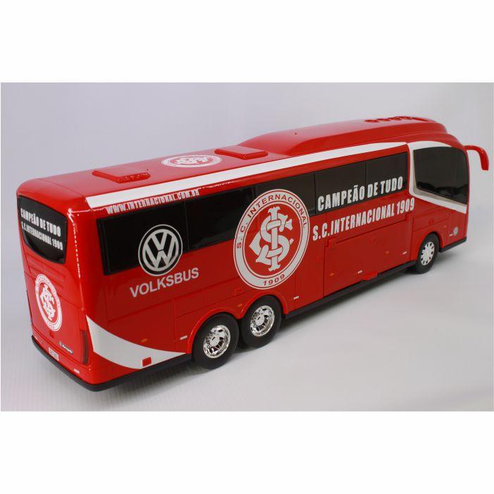 Ônibus Em Miniatura De Brinquedo Sport Club Internacional