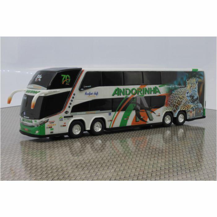 Ônibus Miniatura Viação Andorinha DD