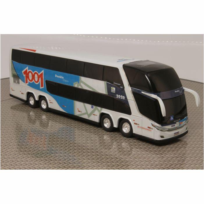 Ônibus Miniatura Viação 1001 DD