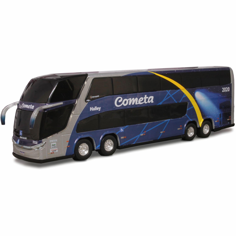Ônibus Miniatura Viação Cometa Dd G7