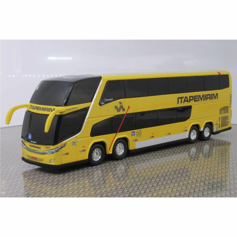Ônibus Miniatura Viação Itapemirim DD