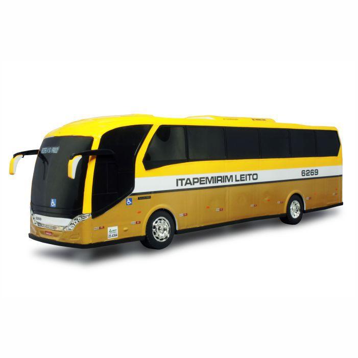 Ônibus Miniatura Viação Itapemirim Antigo
